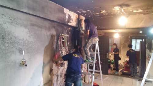 火災清潔|火災除臭|災後復原